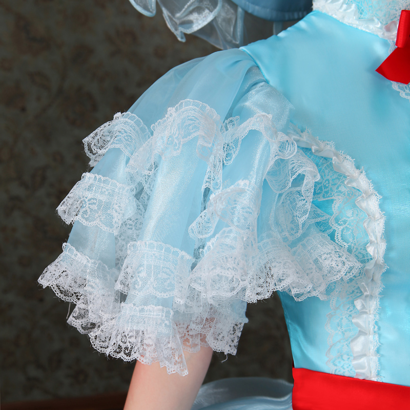 中世舞台衣装をイメージしたドレス1