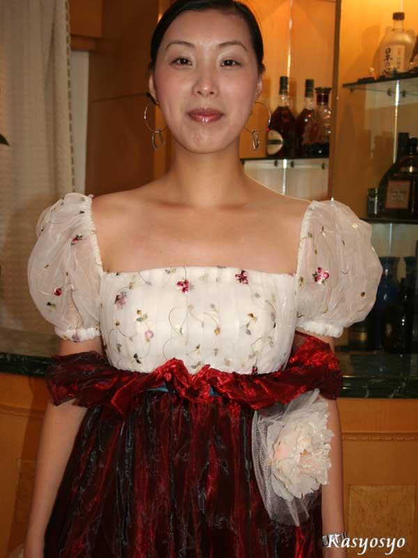 ウエディングドレス2
